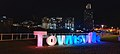Townsville Sign on the waterfront at night.jpg