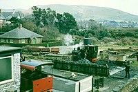 Towyn Wharf yard, Easter 1968 - geograph.org.uk - 1620935.jpg