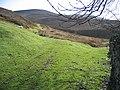 Track Junction near Moel y Gaer - geograph.org.uk - 354221.jpg