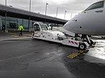 Tracteur Air France, aéroport de Nantes-Atlantique.jpg