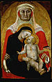 Traini, Francesco, Madonna and Child with Saint Anne, 1340-45.jpg