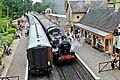 Trains passing at Arley (geograph 5797173).jpg