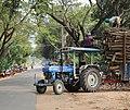 Transporting timber in India.jpg