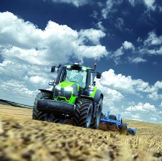SDF Group - Deutz-Fahr Tractors - 9 Series