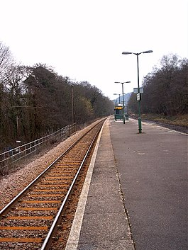 Trefforest Estate railway station.jpg