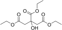 Image illustrative de l'article Citrate de triéthyle