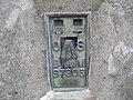 Trig point flush bracket on Parys Mountain - geograph.org.uk - 468812.jpg