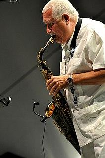 Paquito DRivera Cuban musician