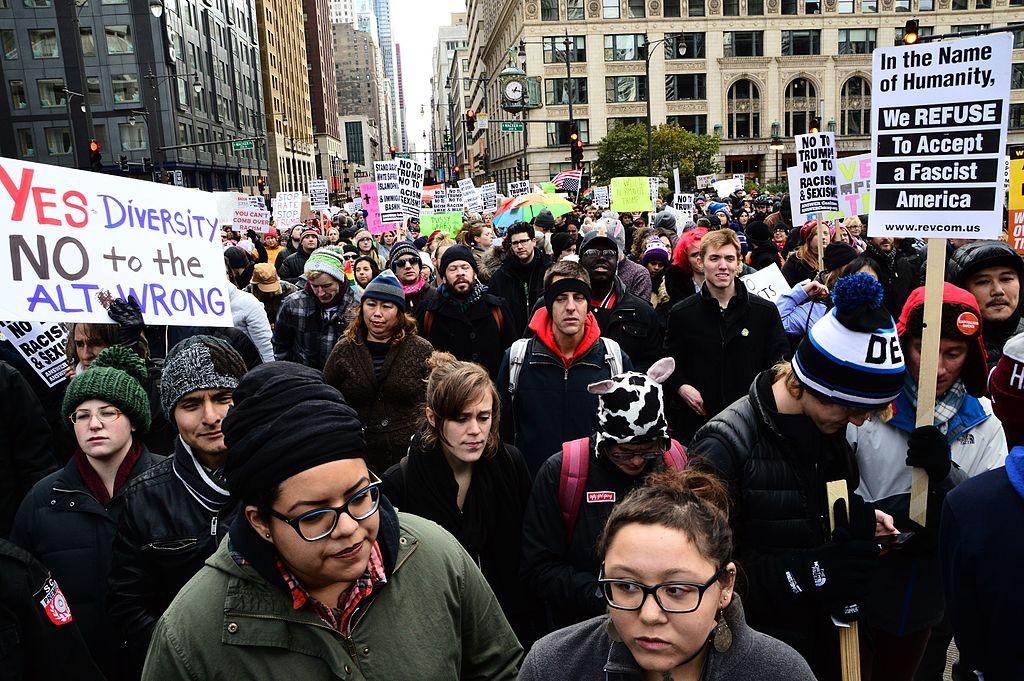 Trump protest (30750992850)
