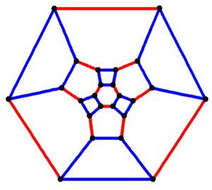 Archimedean graph - Image: Truncated octahedral graph