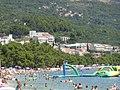 Tučepi - plaža Slatina.JPG