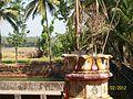 Tulsi-Vrundavan in the courtyard of Shri Devi Mauli Mandir at Tiroda in Distt Sindhudurg. - panoramio.jpg