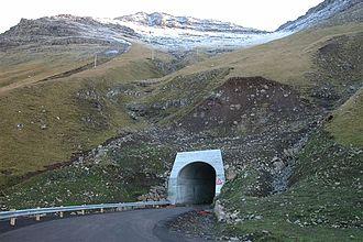 Gásadalur - The Tunnel of Gasadalur, Oct 2005