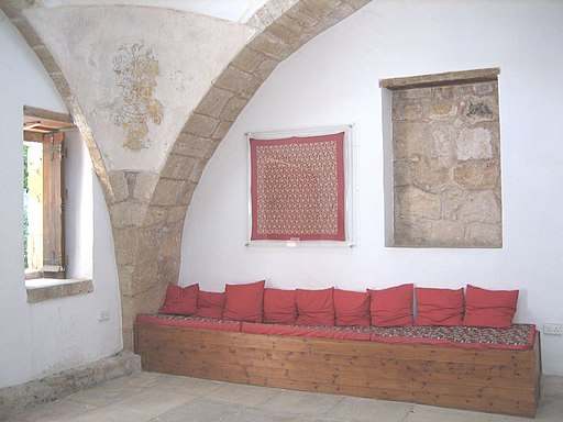 Turkish Baths interior, Paphos