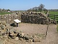 Turret 48b (Willowford West) - geograph.org.uk - 1367651.jpg