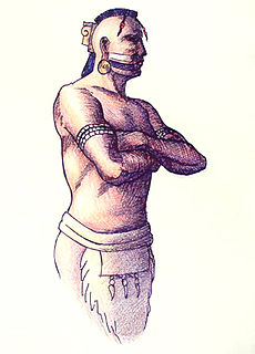 Tuskaloosa Native American paramount chief
