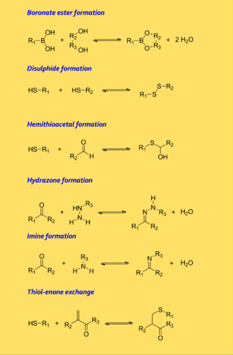Dynamic combinatorial chemistry - Wikipedia