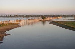 Amarapura - Image: U Bain Bridge 2