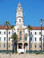 Saint Anthony's seminary. 2300 Garden Street. Santa Barbara, California, USA