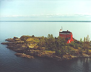 USCG Marquette Lighthouse Lake Superior.jpg