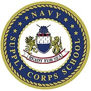 USN Supply Corps School