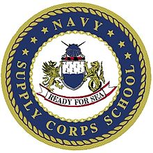 Navy Supply Corps School - Wikipedia