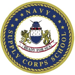 Navy Supply Corps School - NSCS seal