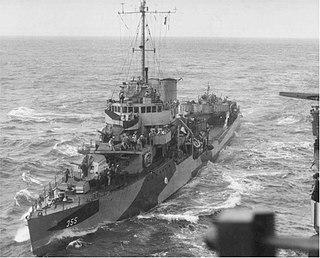 Farragut-class destroyer
