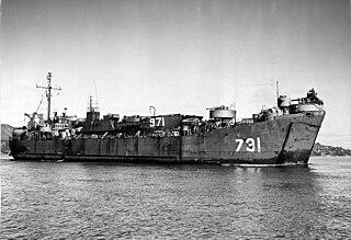 USS <i>Douglas County</i> (LST-731)