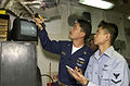 US Navy 021028-N-5152P-009 Zone inspection aboard USS Kitty Hawk.jpg