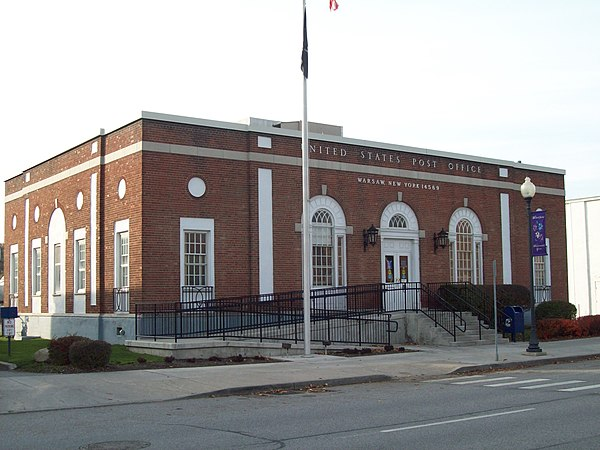 united states post office warsaw new york us post office warsaw is a ...