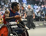 US beats Australia in wheelchair rugby semi-finals, 2016 Invictus Games 160511-F-WU507-067.jpg