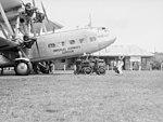 Uganda. Entebbe. Plane landed on aerodrome LOC matpc.17429 (cropped).jpg