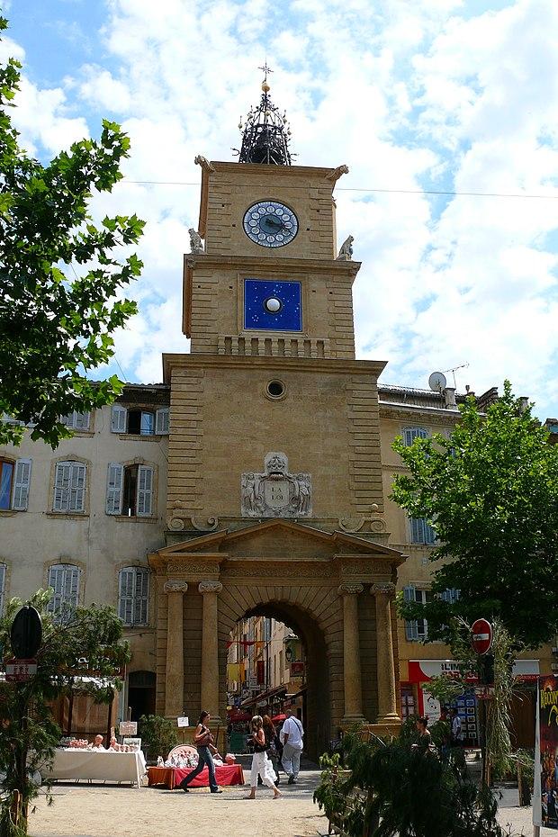 Monument historique à Salon-de-Provence