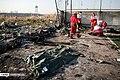 Ukraine Air Boeing 737 Crashes in Southern Tehran 2020-01-08 03.jpg