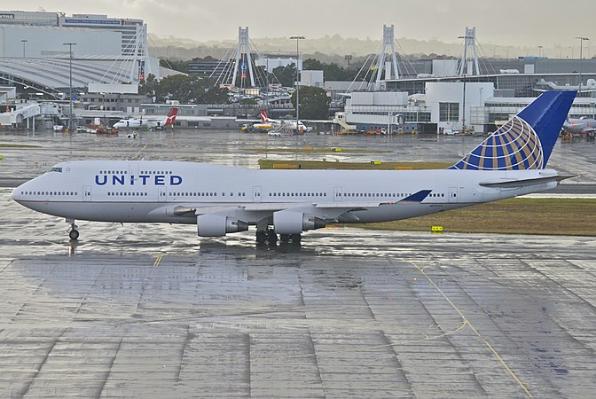 History of United Airlines - Wikiwand