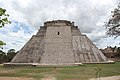 Uxmal, Pyramid of the Magician (14180500539).jpg