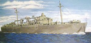 USS Rixey (APH-3) - USS Rixey
