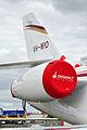 VH-WIO Dassault Falcon 2000LX Balmoral Air (7038465897).jpg