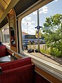 VIA Rail Canada's Moncton Station as seen from the Interior of a Renaissance Lounge Car.jpg