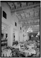 VIEW OF DINING ROOM - The Breakers Hotel, South County Road, Palm Beach, Palm Beach County, FL HABS FLA,50-PALM,9-25.tif