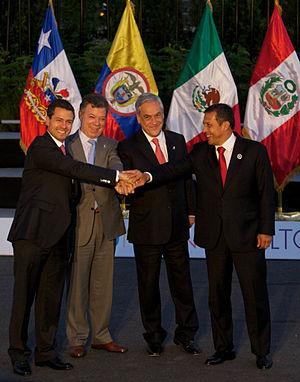 VI Cumbre de la Alianza del Pacífico