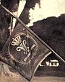 Vaandel van de Barisan korpsen.jpg