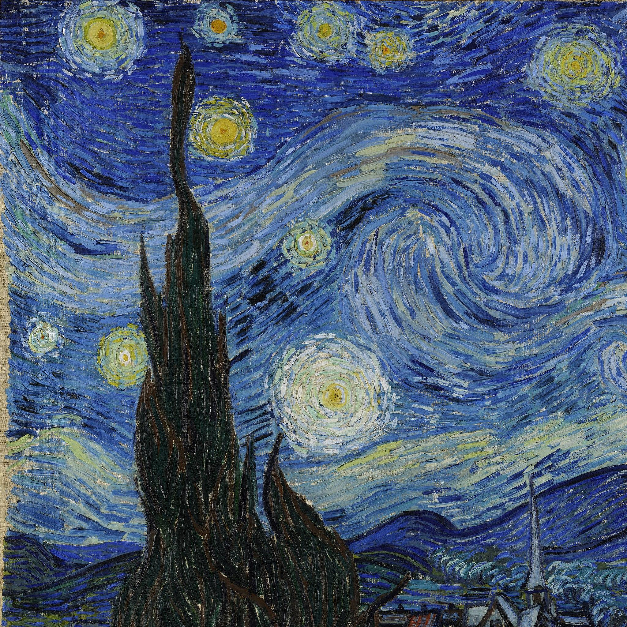 Google Art Project Starry Night