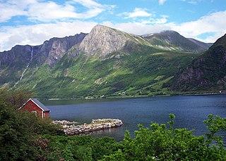 Vanylven Municipality in Møre og Romsdal, Norway