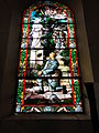 Vaucouleurs (Meuse) Église Saint-Laurent, vitrail (01).JPG