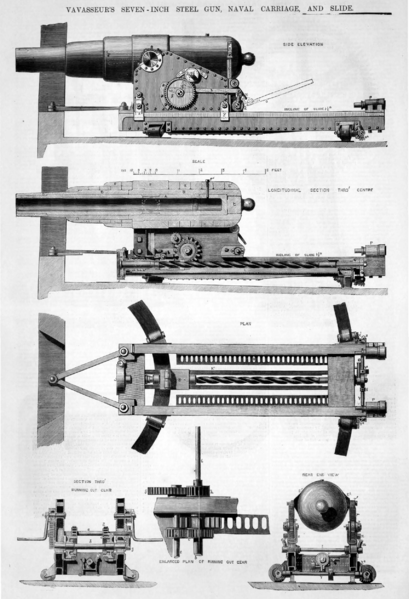 File:Vavasseur 7 inch Steel Gun (6 views) 1872 .png