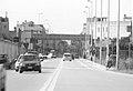 Vecchio ponte ferroviario Monserrato via Giulio Cesare BW.jpg