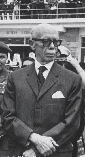 Ecuadorian presidential election, 1940 - Image: Velasco Ibarra