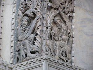 Venezia bazylika sw Marka 17.jpg